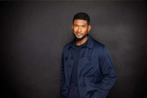 Watch American singer Usher vibing to Kabza De Small's Sponono