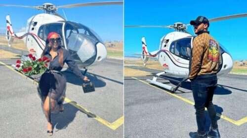 See Boity Thulo's rumored Boyfriend (Photo)