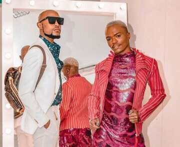 Somizi reacts to ex-husband Mohale's accusations