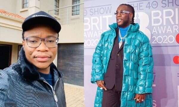 Master KG reveals Burna Boy jumped on Jerusalema remix for Free