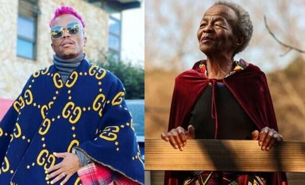 Somizi describes celebrating 48th birthday without his Mom as a