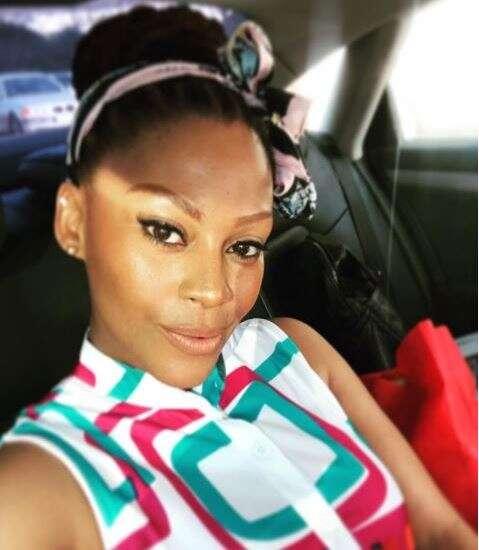 Letoya Makhene reveals she was hospitalised but doing fine now