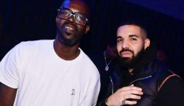 Black Coffee shows off gift received from Drake – Watch