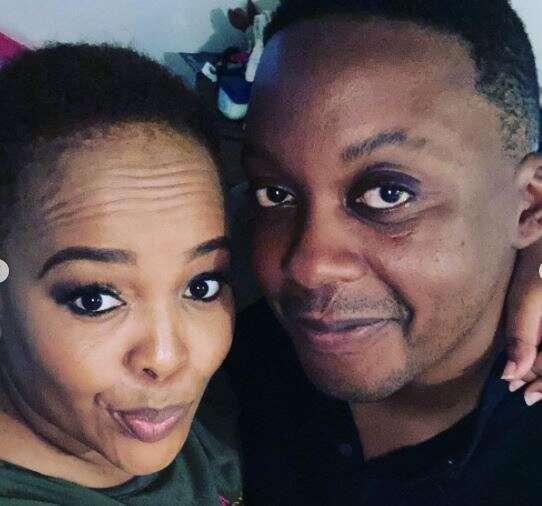 Tumi Morake and husband, Mpho Osei-Tutu celebrate 11years wedding anniversary