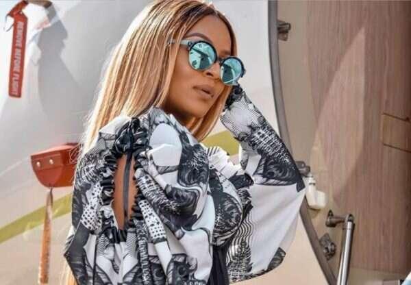 Jessica Nkosi buys new car