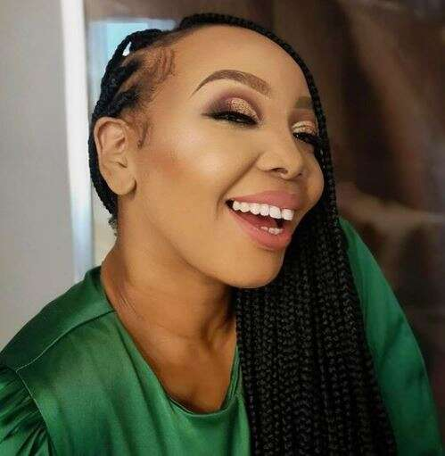 Thembisa Nxumalo commends Elliot's boldness for revealing his true identity
