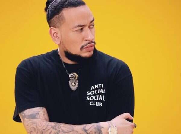 AKA opens up on confusion that surrounds COVID-19