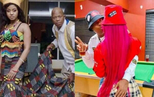 Babes Wodumo gushes over her
