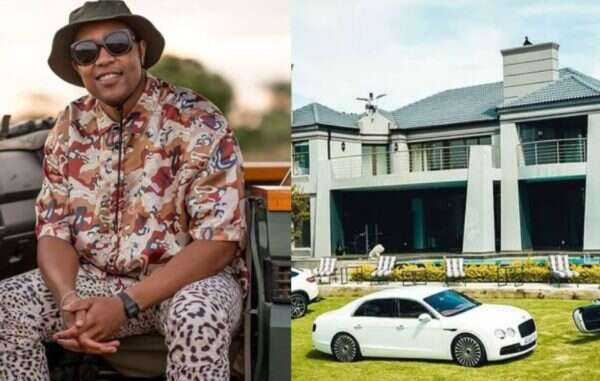 DJ Speedsta subs Cassper Nyovest and other entertainers for buying car amid COVID-19