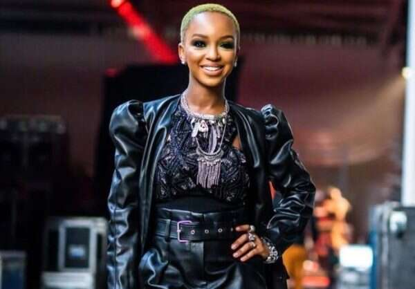 Nandi Madida reiterates her excitment over