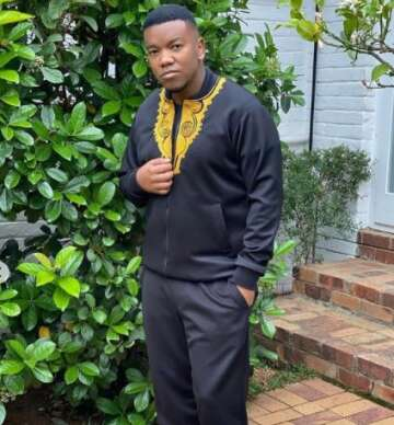 Loyiso Bala pens down heartfelt message to his wife, Jennifer as they expect their third child