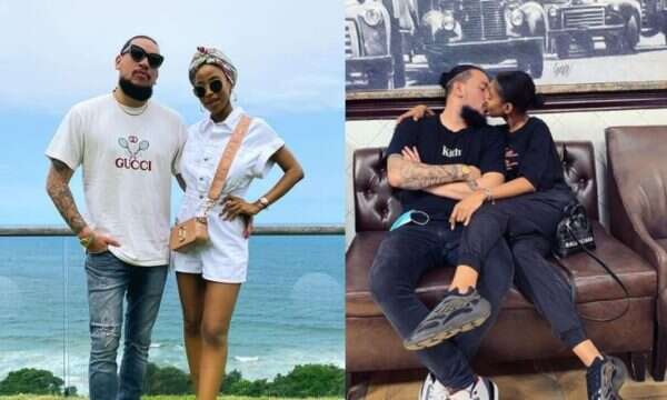AKA and girlfriend, Nelli Tembe are officially engaged (Photos)