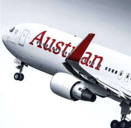 Austrian Airlines' crew participate in Jerusalema challenge (Video)
