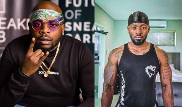 DJ Maphorisa disses Prince Kaybee over owning masters of his album