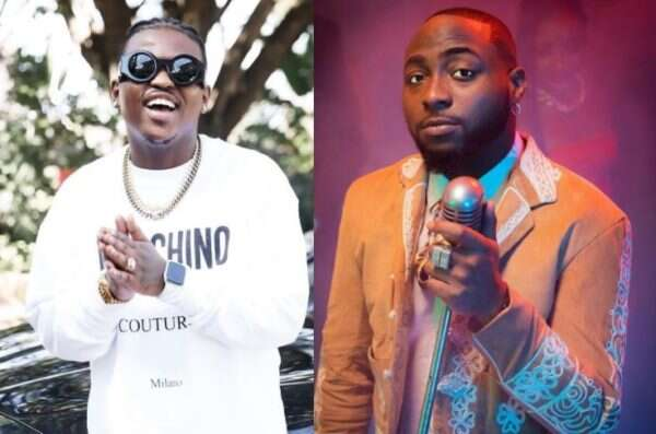 Focalistic meets Davido, teaches him some South African culture