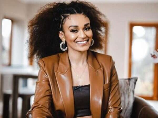 Pearl Thusi pens down emotional note in 1-year remembrance of late father (Video)