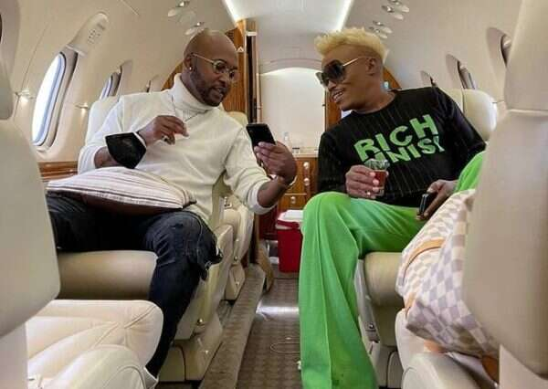 Somizi & Vusi Nova are spending quality time together as they go on another Vacation