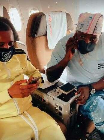 After assasination attempt, DJ Maphorisa returns on social media