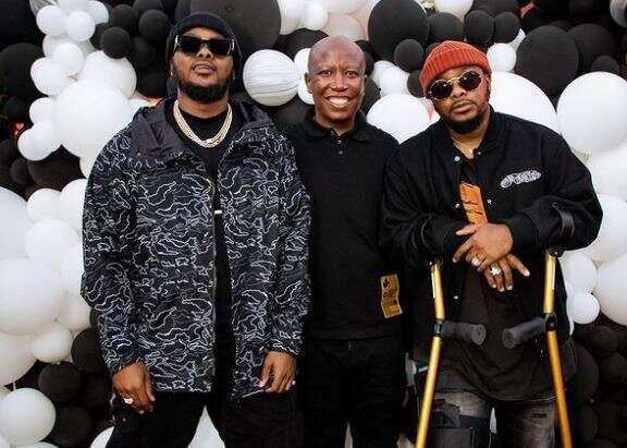 Photos from Julius Malema's star-studded 40th birthday party