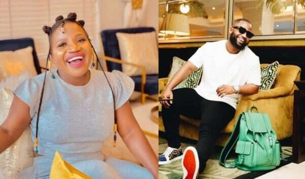 Makhadzi leaves fans in anticipation as she discloses cooking up a new hit which features Cassper Nyovest