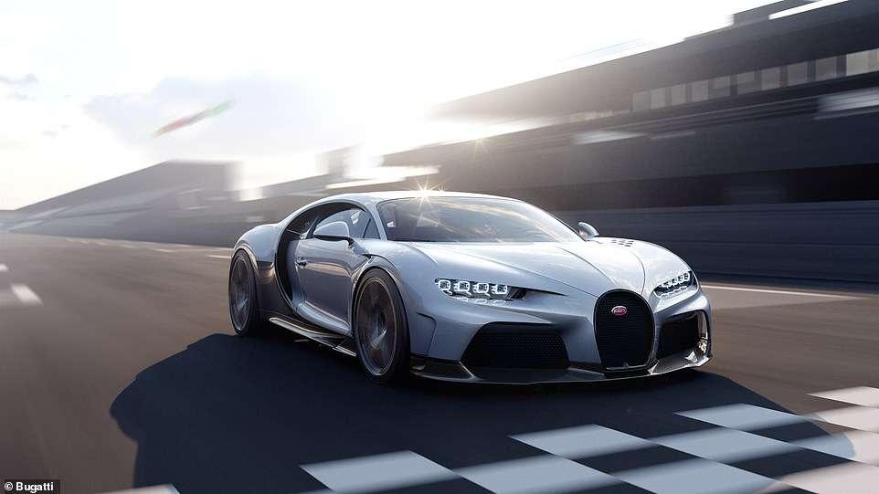 Bugatti unveils new $4.6m hypercar - the most powerful petrol road car
