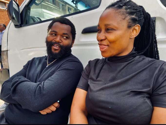 New photos suggest Sjava and Andy Mnguni are dating
