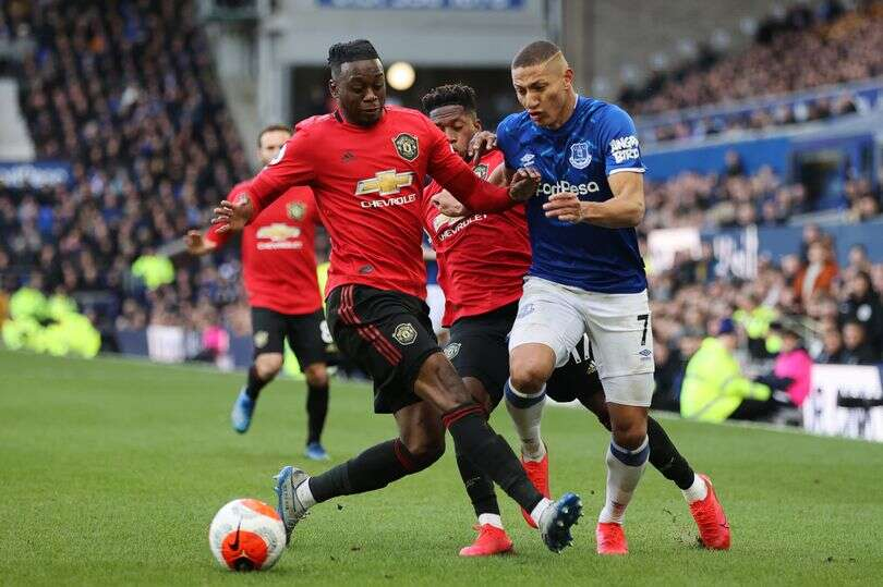 PREMIER LEAGUE MATCHDAY: Everton play Manchester United at Goodison Park