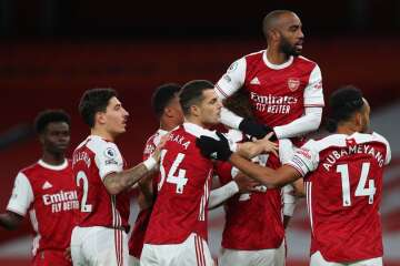 Premier League Matchday: Arsenal go head-to-head with Wolverhampton Wanderers at the Emirates Stadium