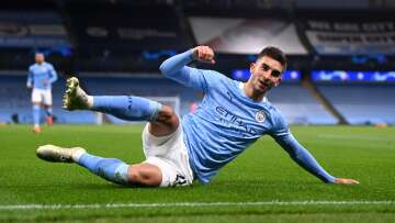 UEFA Champions League Matchday: Olympiacos Piraeus take on Manchester City at the Georgios Karaiskakis Stadium