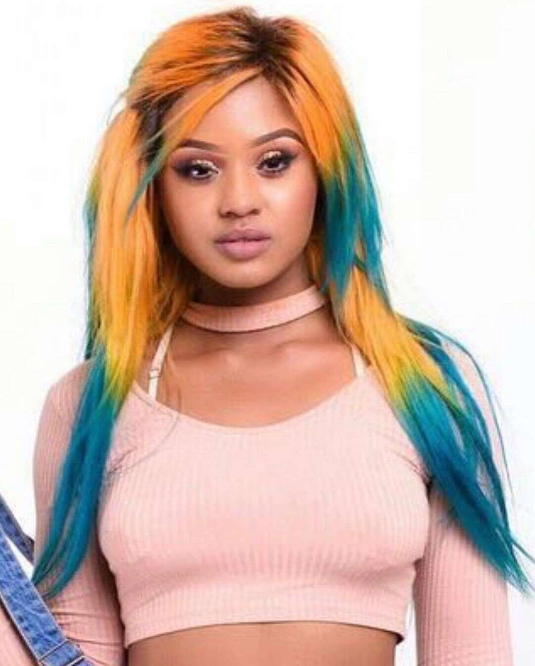 See the moment Pregnant Babes Wodumo was begged to perform at a Gig (Video)