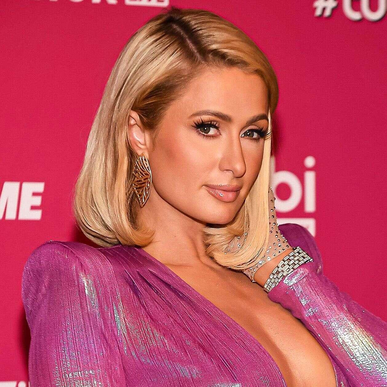 Paris Hilton addresses  Pregnancy Rumors on her Podcast