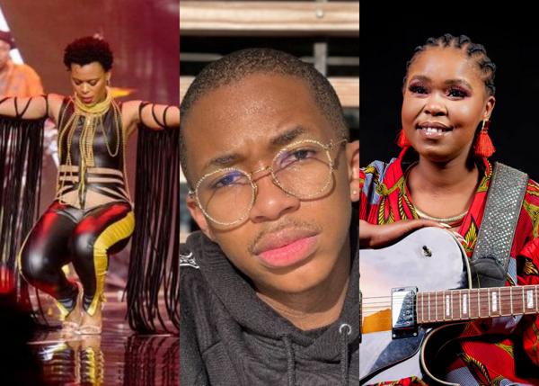 Lasizwe's new show: How Zodwa Wabantu & Zahara beef started
