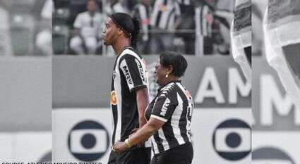 Football star, Ronaldinho's mother dies from COVID-19 complications