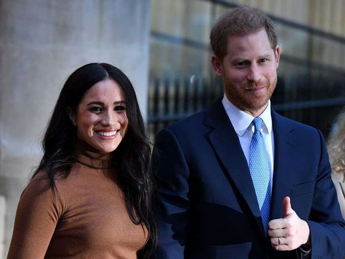 Harry & Meghan 'in a very good place' a year after Megxit shock
