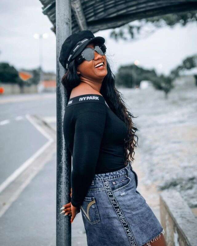 Millionaire Businesswoman, Shauwn Mkhize takes first cab ride in years