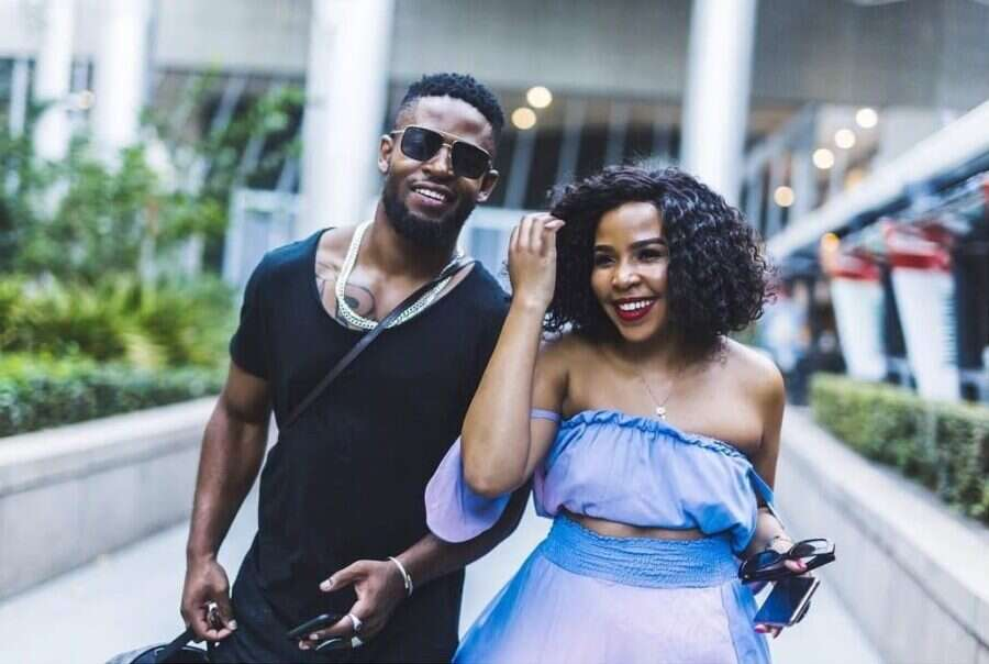 Prince Kaybee talks about failed Relationship with Brown