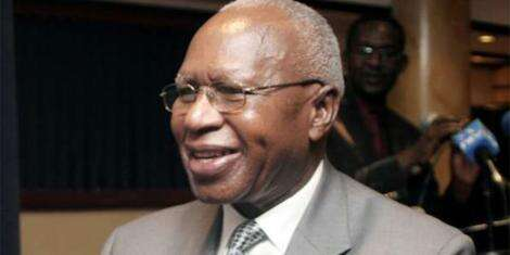 US-based Woman claims being late Nyachae's wife