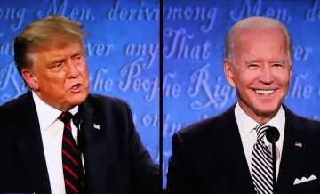 US election 2020: What if there's a tie between Biden and Trump?