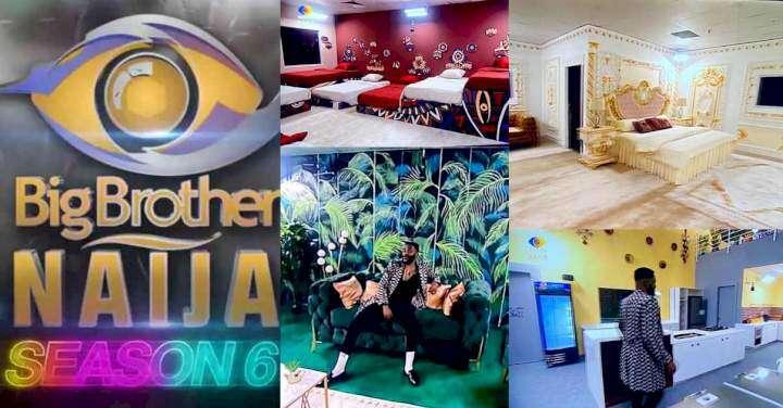 #BBNaija Season 6: Check out interior of the new house (Photos)